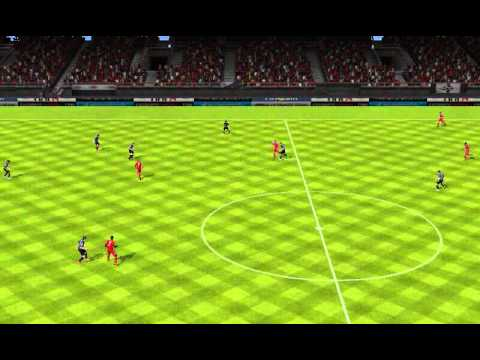 FIFA 14 Android - Bayer Munich VS RCD Espanyol