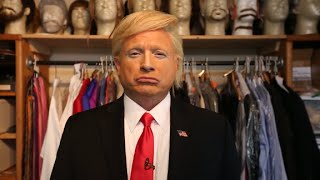 Meet the highest-paid Trump impersonator