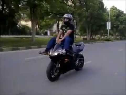 Paki Biker The Legend Usman Khan!!!!!!