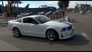 getlinkyoutube.com-(HD) 28 Mustangs with awesome V8 Sound !