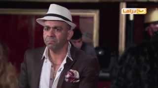 getlinkyoutube.com-Mazag El Kheir Series | مسلسل مزاج الخير | مشهد الملط بيضون يعطى درس فى أخلاق العمل فى الكابارية