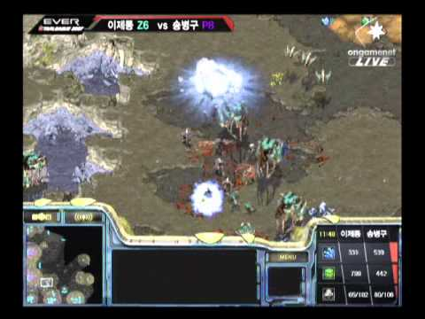 EVER2007 OSL  Jaedong vs Stork 2007-11-02  @ Persona