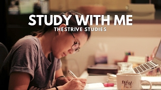 A Real Time Study Session -- Study With Me! (no music)
