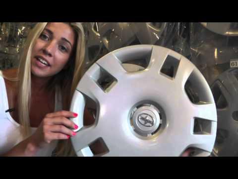 Automotive Videos: Scion XD Hub Caps, Center Caps & Wheel Covers