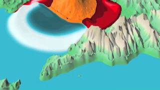 getlinkyoutube.com-Mt. Vesuvius: Pyroclastic Flow & Tsunami.mov
