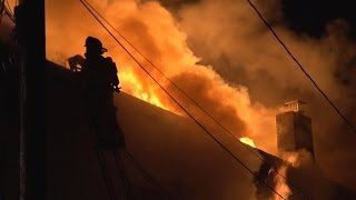 Elmwood Park,NJ Fire Department 2nd Alarm Fatal  9/6/16