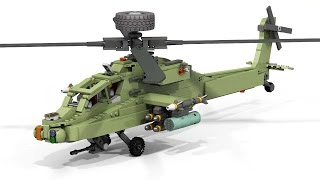 getlinkyoutube.com-Lego AH-64 APACHE