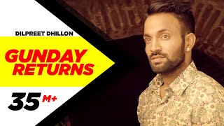 getlinkyoutube.com-Gunday Returns | Dilpreet Dhillon | Sara Gurpal | Jashan Nanarh | Full Music Video 2015