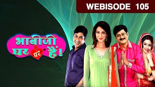 getlinkyoutube.com-Bhabi Ji Ghar Par Hain - Episode 105 - July 24, 2015 - Webisode