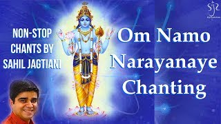 getlinkyoutube.com-Om Namo Narayanaya Chanting Powerful Mantra