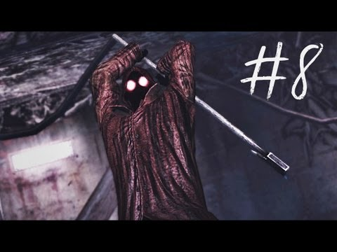 RUN! HIDE! SURVIVE! - Deadly Premonition The Director's Cut Gameplay Walkthrough Part 8