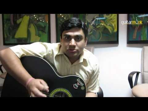 Guitarmonk Guitar Students (Video Byte # 18) at Gurgaon Delhi NCR
