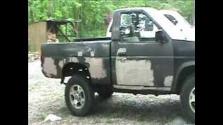 How to make a convertible custom truck