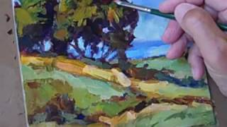 getlinkyoutube.com-Tom Brown Paints A Landscape