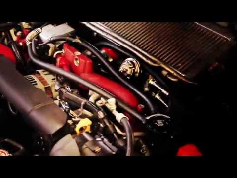 Custom Built Engine 420+ HP STi Build with Blouch DOM 3 Turbo Meth Injection 3D