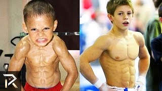 getlinkyoutube.com-The Strongest Kids In The World