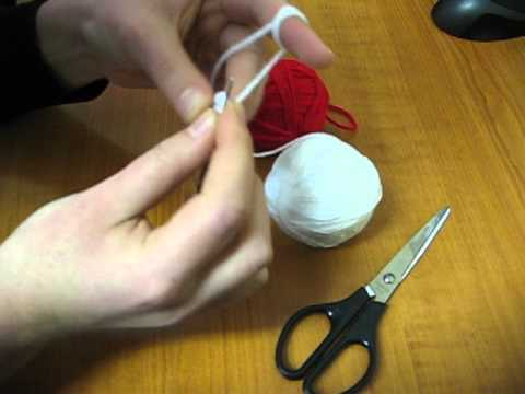 Как да си изплетем мартеничка