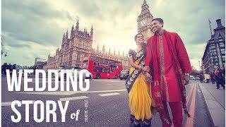 getlinkyoutube.com-Tamil Hindu Wedding London  story of Jeyan + Jalantha