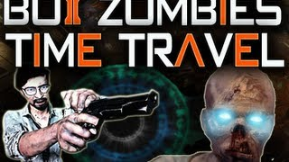 Black Ops 2 Zombies: Time Travel Marlton's Wristwatch - Hidden Easter Egg?