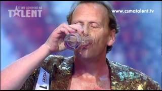 getlinkyoutube.com-Stevie Starr | Česko Slovensko má talent 2011