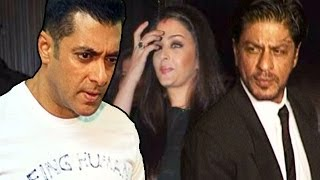 getlinkyoutube.com-Salman Khan missed a celebration because of Shahrukh Khan & Aishwarya Rai Bachchan? | Bollywood News