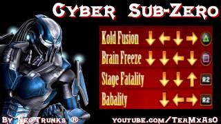getlinkyoutube.com-Mortal Kombat 9 - All Fatalities & Babalities and X-Ray Compilation - [HD]