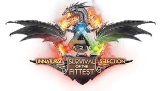 getlinkyoutube.com-LOS DINOS ASESINOS Y EL RPG FINAL!! - JUEGOS DEL HAMBRE - ARK: Survival Of The Fittest