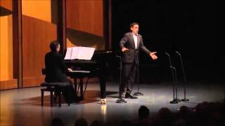 Juan Diego Flórez - Festival de Salzburgo 2015 (Parte final del concierto)