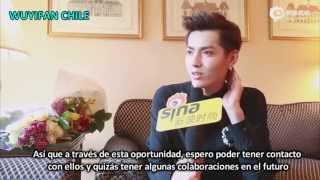 getlinkyoutube.com-[HD] [Sub Esp] 150505 Entrevista de Wu Yifan para Sina Fashion en New York (Met Gala 2015)