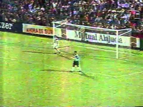1995 - Liga Deportiva Alajuelense 3 - Saprissa 2