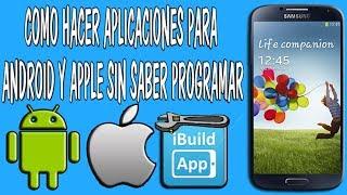 getlinkyoutube.com-Como Hacer Aplicaciones Para Android y Apple Sin Saber Programar