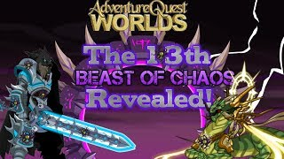 getlinkyoutube.com-AQWorlds - All Chaos Beasts Soloed | 13th Chaos Beast Revealed