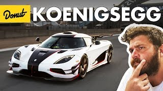 Koenigsegg - Everything You Need to Know | Up to Speed width=