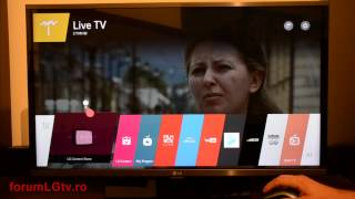 getlinkyoutube.com-Review LG TV 32LF630V - webOS 2.0