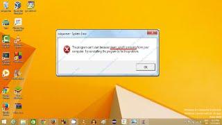 getlinkyoutube.com-How to FIX steam_api.dll File Missing Error