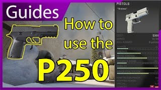 How to use the P250 Effectively [An In-Depth Look]