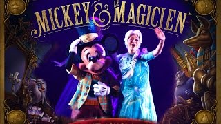 getlinkyoutube.com-Mickey and the Magician - NEW SHOW - Walt Disney Studios - July 2016