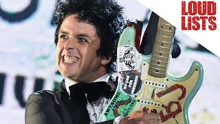 10 Unforgettable Billie Joe Armstrong Moments