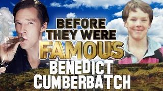 BENEDICT CUMBERBATCH - Before They Were Famous - SHERLOCK