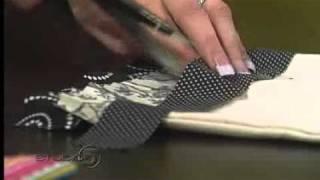 getlinkyoutube.com-Crafting with fabric scraps