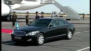getlinkyoutube.com-Nursultan Nazarbaev, Rozu Otumbaev and Emomali Rahmon arrived in Armenia