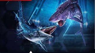 getlinkyoutube.com-MONSTERS OF THE DEEP - Jurassic World The Game
