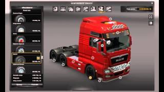 getlinkyoutube.com-[ETS2]Euro Truck Simulator 2 MAN TGX Reworked v 1.2