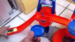 getlinkyoutube.com-Lava rápido hotwheels bubble-matic hotwheels