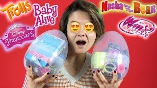 getlinkyoutube.com-2 Sürpriz Yumurta ve Oyuncak Açma   Çocuk Videosu