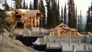 getlinkyoutube.com-Independent Log Home Distributors Videos - Pioneer Log Homes of BC