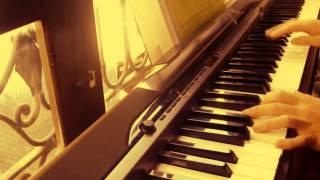 getlinkyoutube.com-Dragon ball gt piano very beautifull
