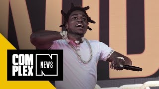 Kodak Black Will Reportedly Be Released from Jail Next Month