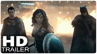 BATMAN VS SUPERMAN Trailer 3   2016