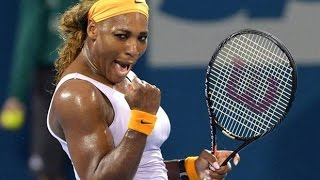 getlinkyoutube.com-Are Venus & Serena Williams men? (3/7)Muscle anatomy